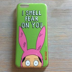 Accessories - iPhone 6/6s I SMELL FEAR ON YOU cell phone case
